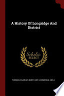 A History of Longridge and District
