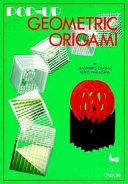 Ondori Pop up Geometric Origami