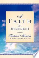 A Faith To Remember Book PDF