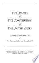 The Signers of the Constitution of the United States