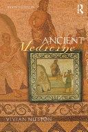 Ancient Medicine Pdf/ePub eBook