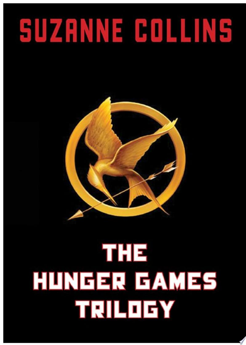 The Hunger Games Trilogy poster