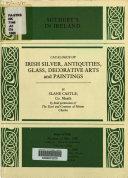 Irish Silver And Antiquities Irish Glass Irish Paintingswhich Will Be Sold