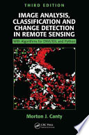 Image Analysis, Classification and Change Detection in Remote Sensing