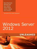 Windows Server 2012 Unleashed Book