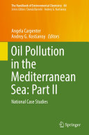Pdf Oil Pollution in the Mediterranean Sea: Part II Telecharger