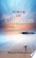 Power Of Stillness Book