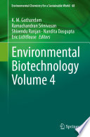 Environmental Biotechnology Volume 4