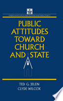 Public Attitudes Toward Church and State
