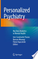 Personalized Psychiatry Book