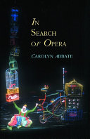 In Search of Opera