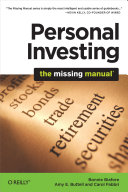 Personal Investing: The Missing Manual [Pdf/ePub] eBook