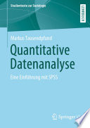 Quantitative Datenanalyse
