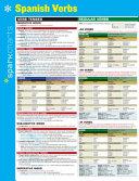 Sparkcharts Spanish Verbs