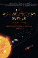 The Ash Wednesday Supper Pdf/ePub eBook