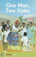 Books - One Man, Two Votes | ISBN 9780340940396