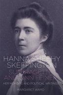 Hanna Sheehy Skeffington
