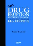 Litt s Drug Eruption Reference Manual Including Drug Interactions