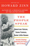 The People Speak Book