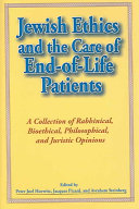 Jewish Ethics and the Care of End-of-life Patients ebook