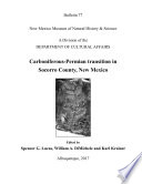 Carboniferous Permian Transition In Socorro County New Mexico