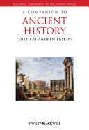 A Companion to Ancient History