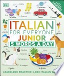 Italian for Everyone Junior 5 Words a Day