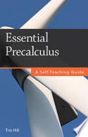 Essential Precalculus