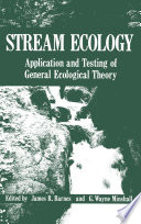 Stream Ecology Book