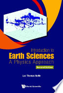Introduction To Earth Sciences: A Physics Approach (Second Edition)