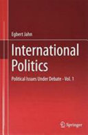 Political Issues Under Debate
