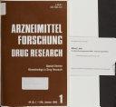 Arzneimittel Forschung Book