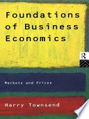 Foundations of Business Economics