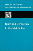 Islam and Democracy in the Middle East Book