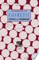 Handbook of Cosmetic Science   Technology Book