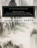 The Truth about Depression Book
