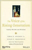 The Voice of the Rising Generation Pdf/ePub eBook