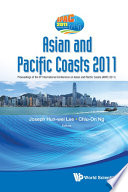 Asian and Pacific Coasts 2011 Book