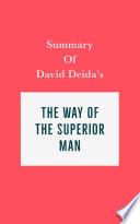 Summary of David Deida   s The Way of the Superior Man
