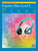 Alfred s Basic Piano Library Popular Hits