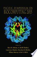 Pacific Symposium On Biocomputing 2015 Book
