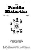 The Pacific Historian