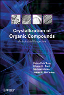 Crystallization of Organic Compounds Book