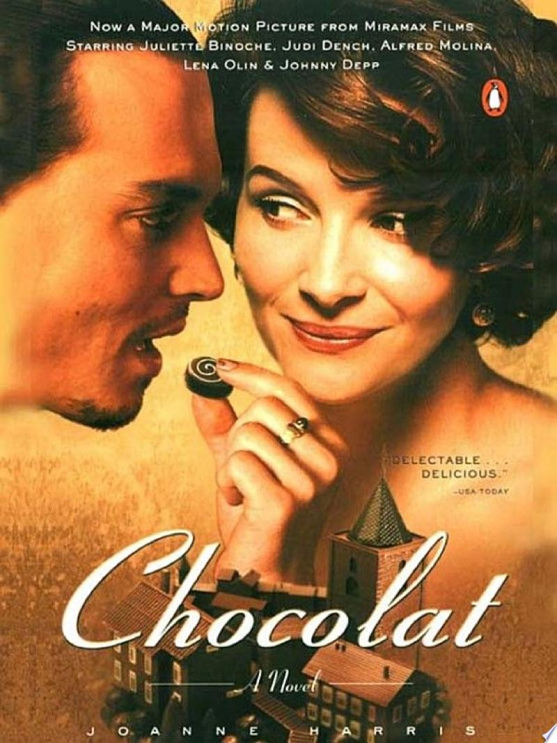 Chocolat banner backdrop