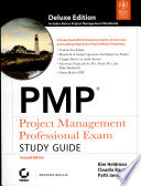 PMP PROJECT MANAGEMENT PROFESSIONAL EXAM STUDY GUIDE, 2ND ED (With CD )