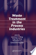 Waste Treatment In The Process Industries Book PDF
