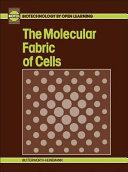 The Molecular Fabric Of Cells Book PDF