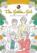 Art of Coloring: Golden Girls