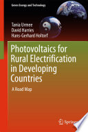 Photovoltaics for Rural Electrification in Developing Countries