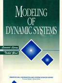 Modeling of Dynamic Systems Book